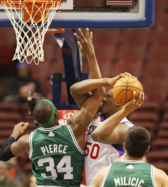 Paul Pierce has moved on from Boston to Brooklyn, and the name on his jersey might change too.