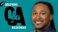 ASK OMAR: How far can the Dolphins go in the playoffs?