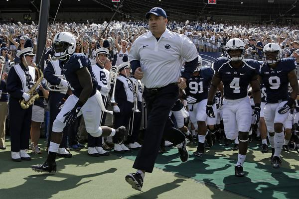"Penn State went 8-4 last year under first-year coach Bill O'Brien and is currently 3-1. The NCAA cited the school's ""continued progress toward ensuring athletics integrity"" in relaxing the scholarship losses."