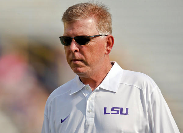 Former Ravens offensive coordinator Cam Cameron has been lauded for LSU's growth this season.