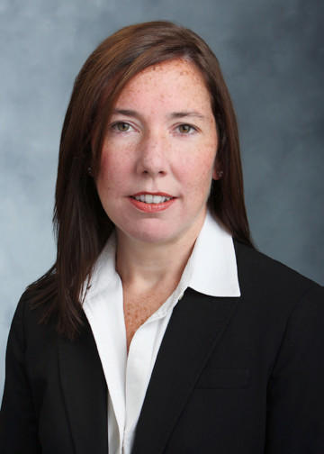 Stephanie Pater, who directed real estate dealings for Tribune Company under Sam Zell.