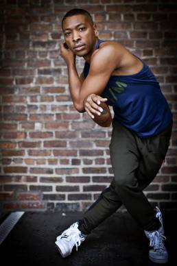 Kyle Abraham, 36, New York.