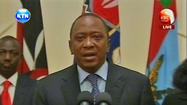 Kenyan president declares victory, says mall siege over