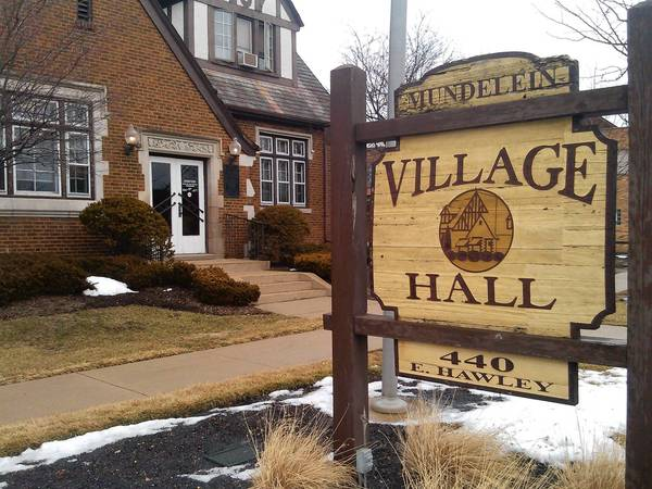 Mundelein officials decided to expand the number of private contractors that handle plowing for certain areas of the village at its recent board meeting.