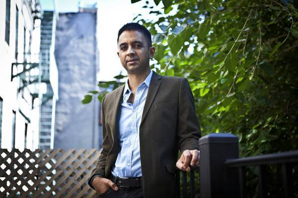 Photograph of Vijay Iyer, MacArthur Fellowship recipient.