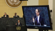 Terrorism ravaging Africa but can be defeated, France's Hollande says