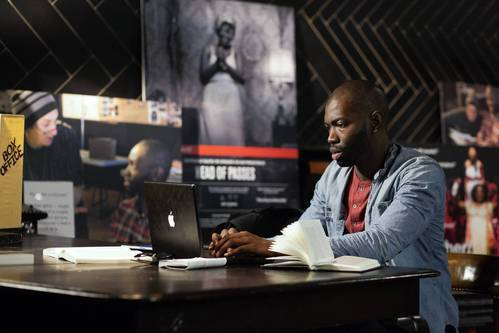 Photograph of Tarell McCraney, 2013 MacArthur Fellow.