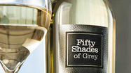Wine? Will the 'Fifty Shades of Grey' tie-ins ever stop?
