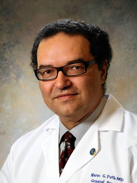 Dr. Marco Patti is a gastrointestinal surgeon at University of Chicago Medicine.