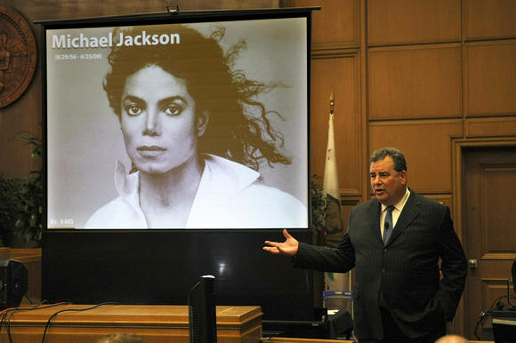 AEG cleared of wrongdoing in Michael Jackson's death