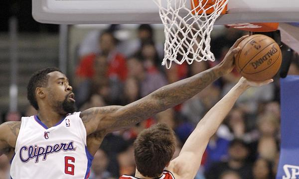Clippers center DeAndre Jordan is excited about the defensive role he'll play under new Coach Doc Rivers, but his all-around contributions probably will dictate how much playing time he receives.