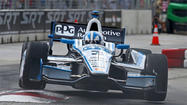 At Fontana test, Helio Castroneves keeps eye on first IndyCar title