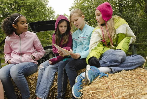 Hayrides are part of the fun at this year's Riverfest, Sunday, Sept. 29.