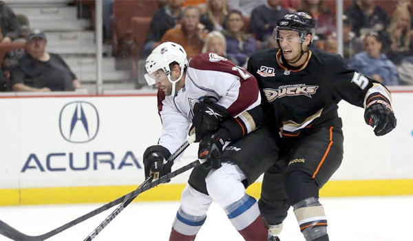 The Ducks signed first-round draft pick Shea Theodore to a three-year contract Tuesday after three preseason games where the defenseman has already recorded an assist.