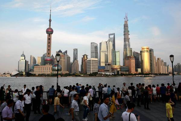 China's first free-trade zone, which is being set up in Shanghai, will allow access to banned website in a rare exception to strict government control of the Internet, a Hong Kong newspaper reported.