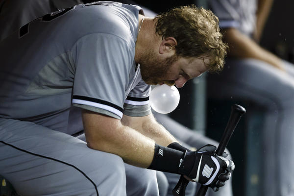 Yeah, it's been a rough year for Adam Dunn and the White Sox. Same goes for the Cubs.
