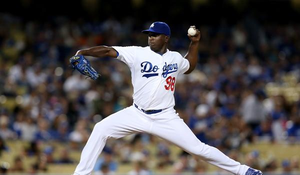 Dodgers reliever Onelki Garcia became the 21st Cuban-born player in Major League Baseball this season when he made his debut earlier this month.