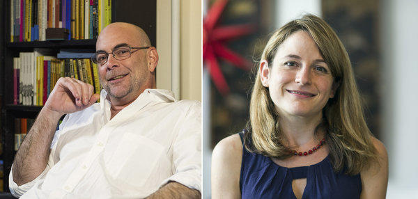 Authors Donald Antrim and Karen Russell are among the 2013 MacArthur fellows.