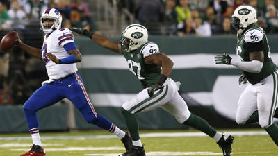 Film Study: Looking back at the Bills loss to the New York Jets