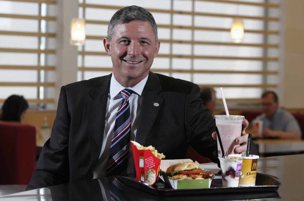 Neil Golden, chief marketing officer for McDonald's USA since 2008, is retiring early next year.