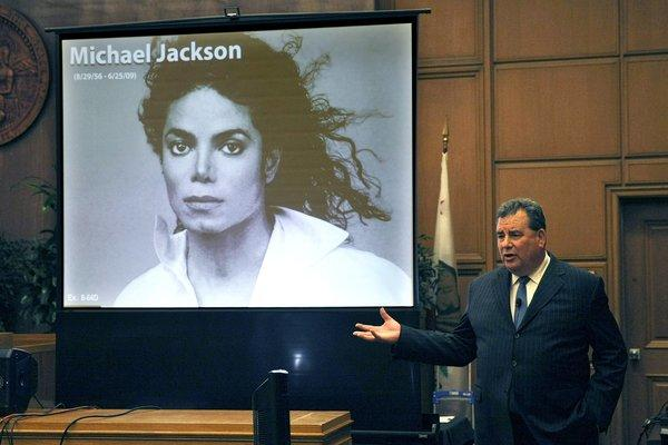 Brian Panish, the attorney for the Michael Jackson's family, delivers his closing argument.