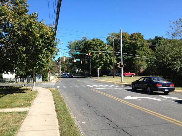 The intersection of House, Harris and Griswold streets are scheduled for a much-needed realignment.
