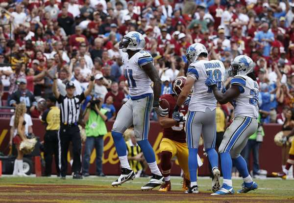 The Bears will have their hands full Sunday with Lions wide receiver Calvin Johnson.