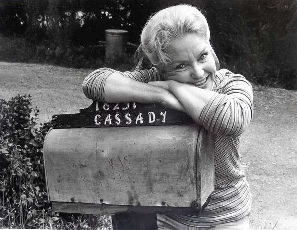 "Carolyn Cassady ""was a sort of unwilling den mother"" to the Beats, Kerouac biographer Gerald Nicosia says. ""She was trying to create this stability. That was her main legacy. She tried to show them that despite being psychic explorers they could still have a family life."""