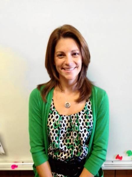 Karen Dopera is the new Schnecksvillle Elementary School principal.