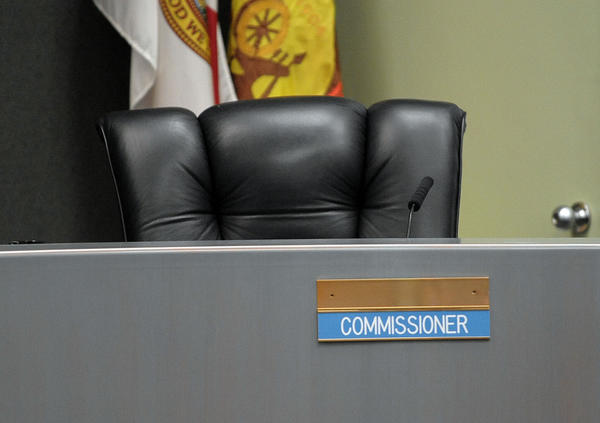 A commission seat once occupied by Pat Flury remains vacant since she stepped down on June 11. Commissioners in Dania Beach can't agree on a replacement.