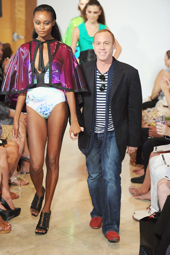 <b>Photos:</b> Mercedes-Benz Fashion Week Swim - Designer Red Carter