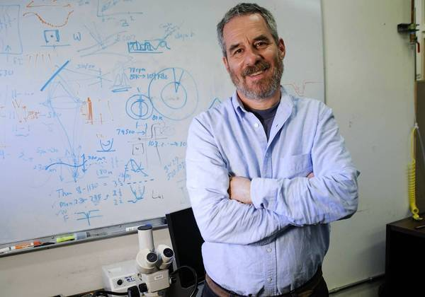 Carl Haber, a physicist at the UC-run Lawrence Berkeley National Laboratory, is among the five California recipients of the MacArthur Foundation award. Haber applies high-tech methods to extract sound from very old and fragile audio recordings on wax cylinders and even tinfoil.