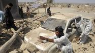 Pakistan quake death toll rises to nearly 300