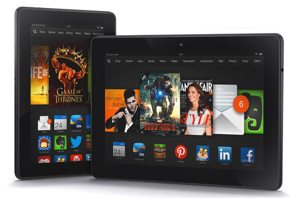 Amazon's latest tablets are lighter and faster and have higher-resolution displays than their predecessors.