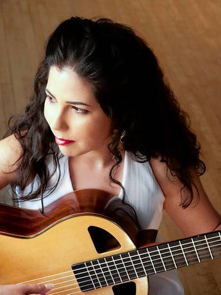 "Yovianna Garcia will present the concert ""Herencias"" for the Connecticut Guitar Society on Saturday, Sept. 28, 8 p.m., at Asylum Hill Congregational Church, 814 Asylum Ave., Hartford."