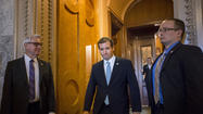 Ted Cruz ends his speech -- the first of his 2016 presidential bid