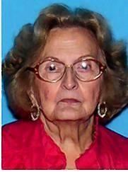Elena Ortega, 83, was killed Sept. 18 inside her home on Turnbull Drive, deputies said.