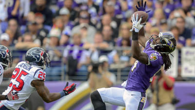 Marlon Brown didn't practice due to neck injury, Rice, Canty li…