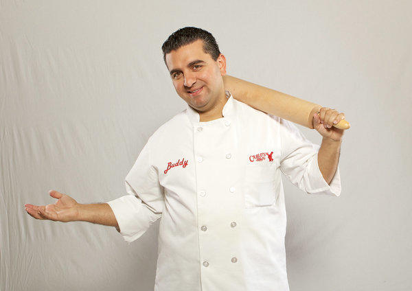 "Buddy Valastro, best known as TV's ""Cake Boss,"" will open his restaurant Buddy V's on Oct. 7 at the Venetian."