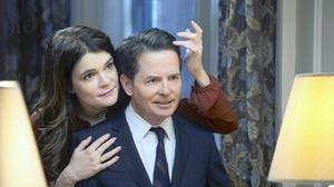 Television review: Michael J. Fox, Robin Williams back to the future