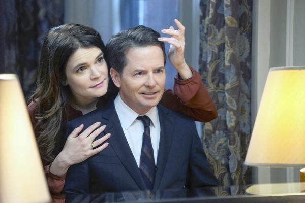 """The Michael J. Fox Show."