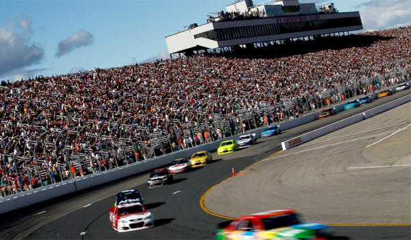 "NASCAR racing could become the background of a movie that tells an underdog story. The working title is ""Finding Speed."""