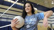 Varsity Q&A: Bel Air volleyball's Amanda Rodriguez