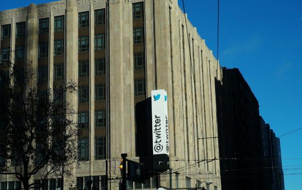 The odds are better than even that Twitter will go public by Dec. 7, Las Vegas bookmakers say. Above, Twitter's headquarters in San Francisco.