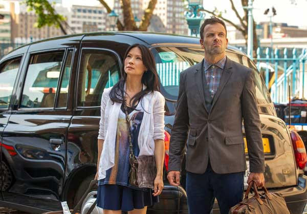 "London is the setting for the season premiere of ""Elementary"" staring Lucy Liu and Jonny Lee Miller."
