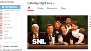 'SNL' launches first YouTube channel internationally with ZEFR