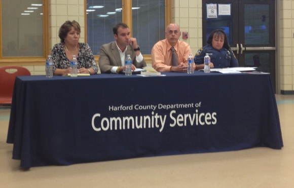 Fallston bullying discussion