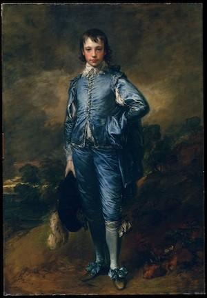 """Visit """"The Blue Boy"""" at the Huntington Library free when you book two nights at a hotel through Discover Los Angeles."""