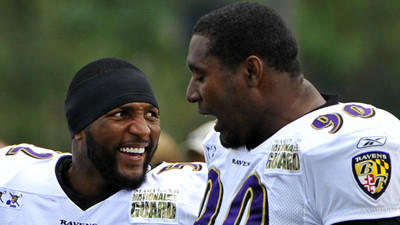 Trevor Pryce calls Ray Lewis' leadership comments 'a little sel…