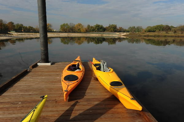 "Masonville Cove, a reclaimed stretch of South Baltimore's waterfont, has been named the nation's first ""urban wildlife refuge partnership"""
